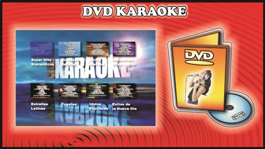 Dvd karaoke singer 39 s house karaoke - Karaoke en casa ...